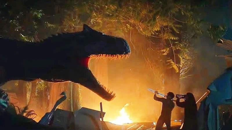 Jurassic World Movie Trailer