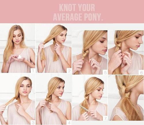 AVERAGE PONY Hair