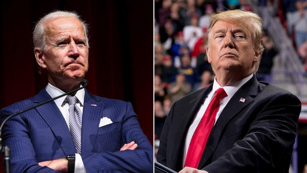 President Trump Blasts Biden for Globalist Agenda that Destroys the American Dream -