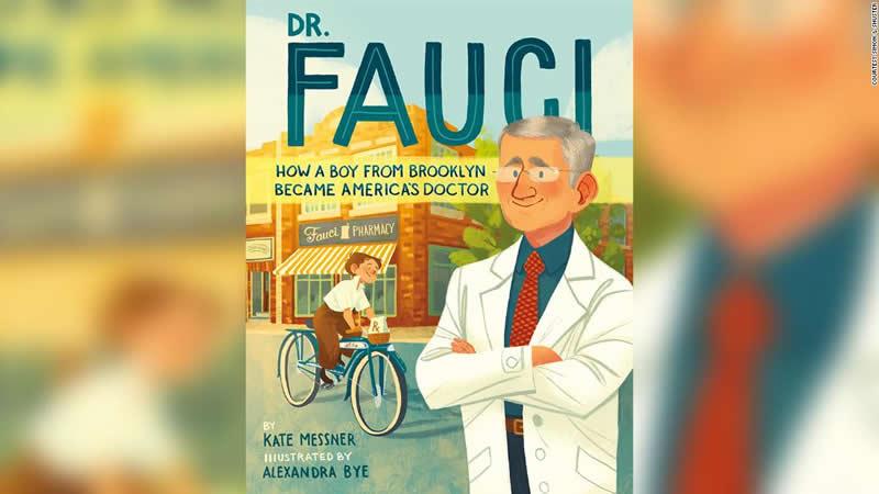 Dr Fauci Children's Book