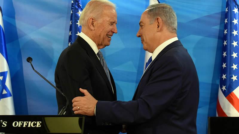 Biden-Netanyahu Call Touches