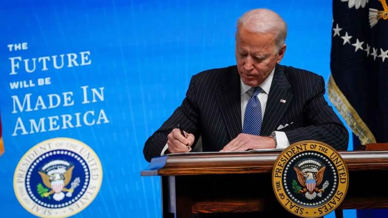 Joe Biden pledges deeper
