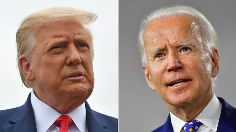 Trump Speaks Out on Biden's Policies