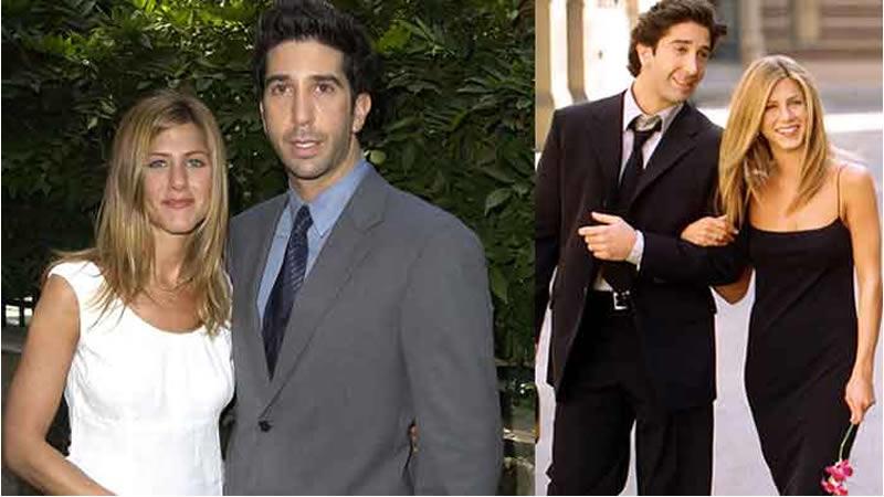 Jennifer Aniston responds relationship withr David Schwimmer