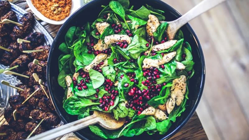 Mediterranean diet with lean beef may lower your risk of heart disease