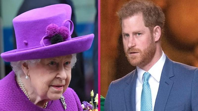 Queen invites Prince Harry for lunch