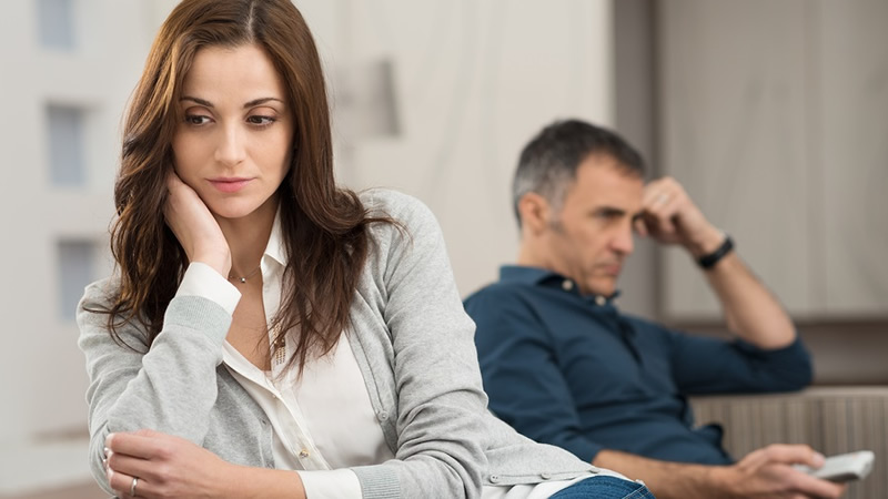 7 Signs Your Marriage Over