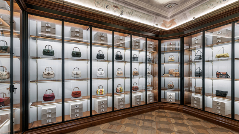 Gucci Unveils New Archives in Florence