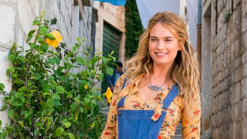 Mamma Mia-Inspired Outfits Wear Greek Island