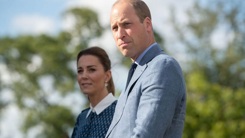 Prince William 'feels sick to his stomach